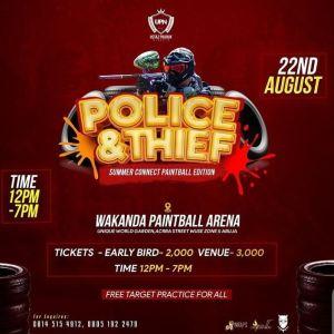 Police & Thief