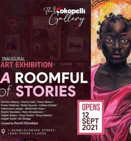 A Roomful of Stories