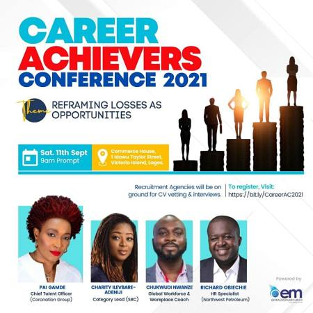 Career Achievers Conference 2021
