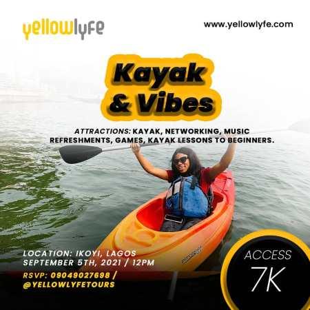 Kayak & Vibes