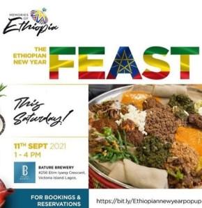 The Ethiopian New Year Feast