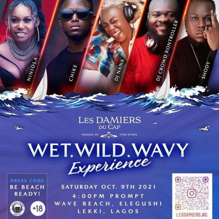 Wet.Wild.Wavy Experience