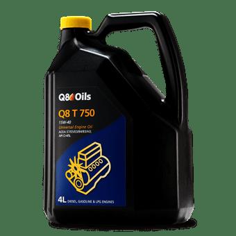 OKQ8 - T750 15W-40