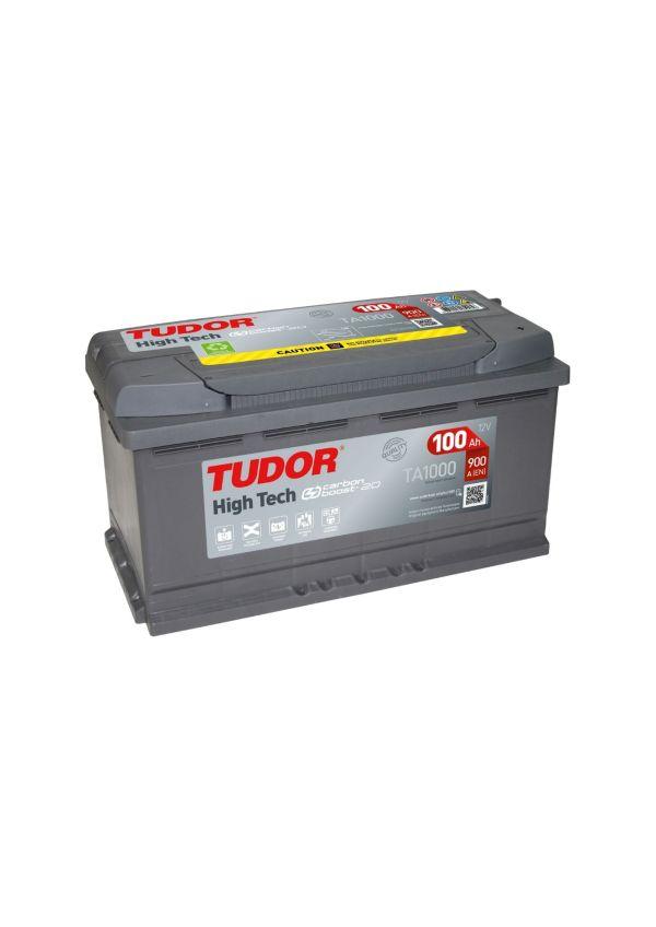 Tudor Batteri 100Ah High Tech TA1000
