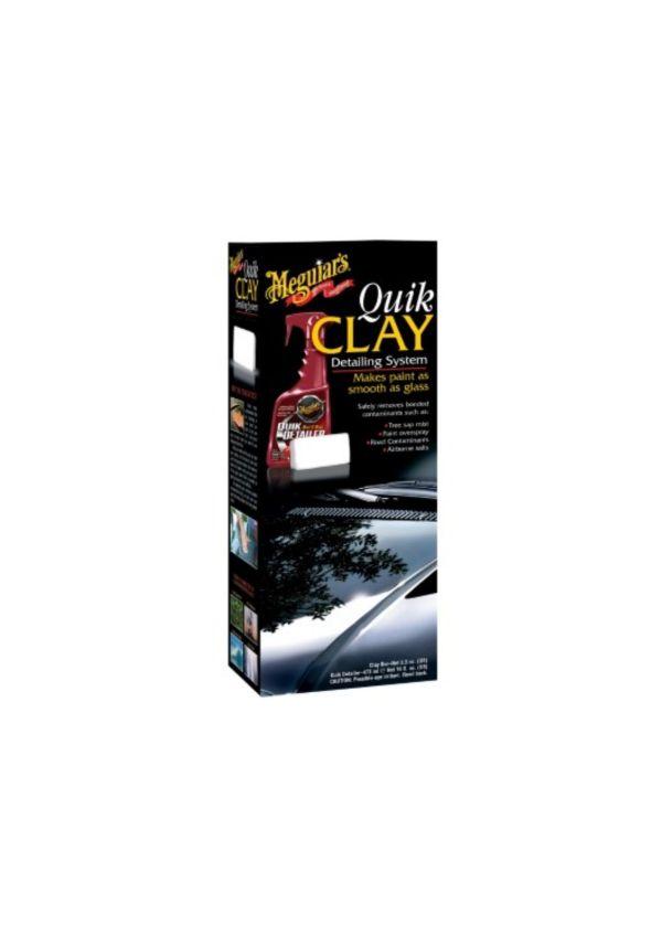 Meguiars - Quik Clay Starter Kit