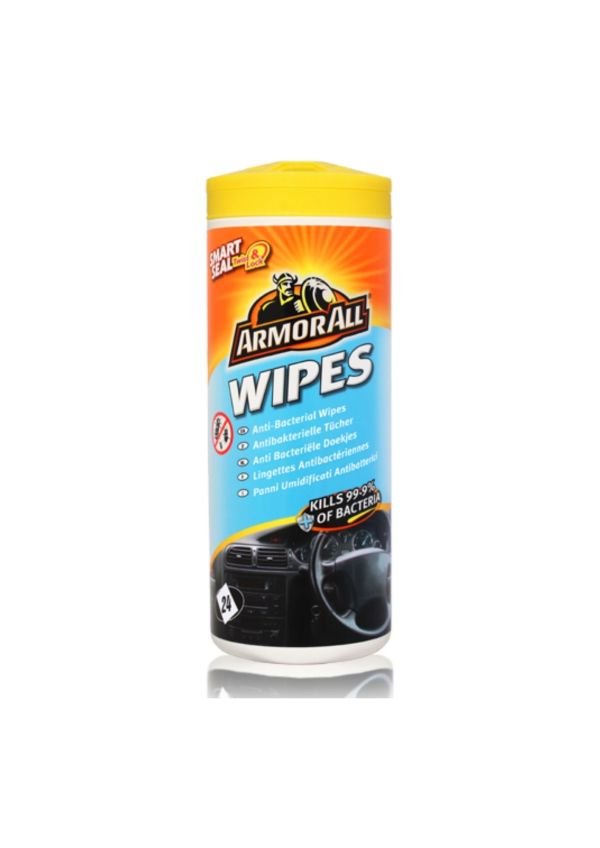 Armor All Antibacterial Wipes