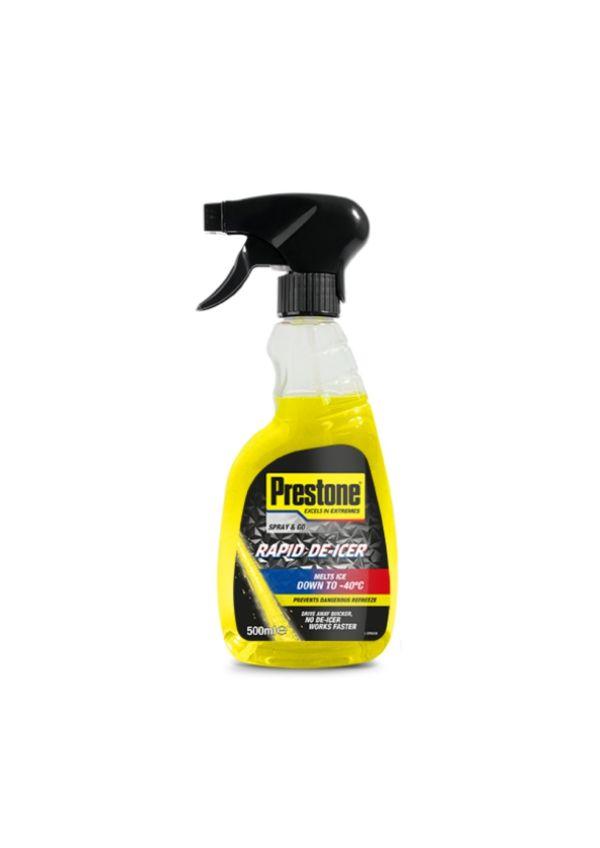 Prestone De-Icer Spray 500ml