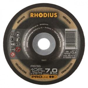 Rhodius Slipskivor RS38 125x7x2223
