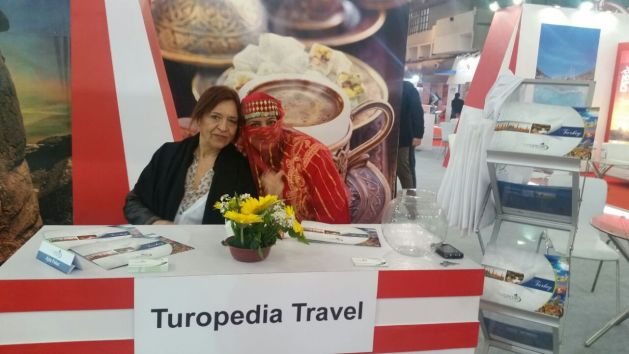 Visit us at the Satte 2015 New Delhi – TUROPEDIA TRAVEL DMC
