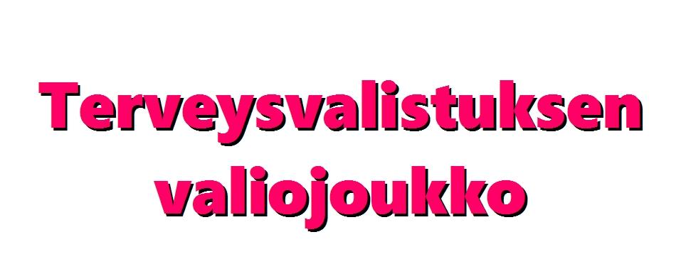 TOP 100 terveyden valiojoukko vuonna 2016 Suomessa