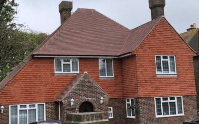 Darley Road Re-roof
