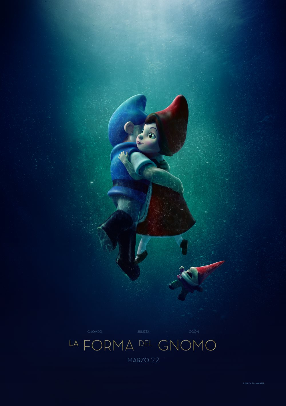 This Sherlock Gnomes Poster Is The Worst Movie Poster of 2018