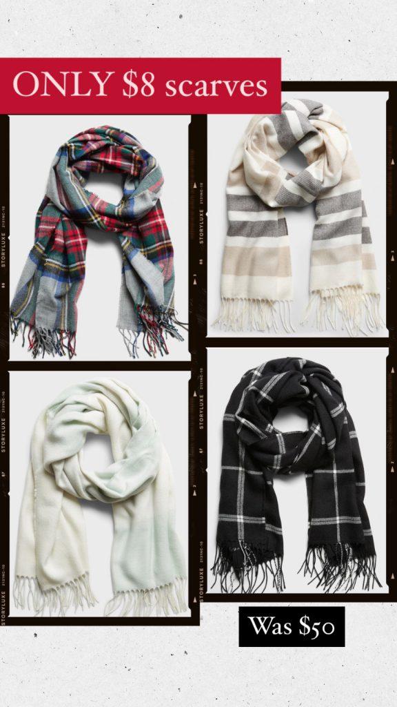 scarves on sale