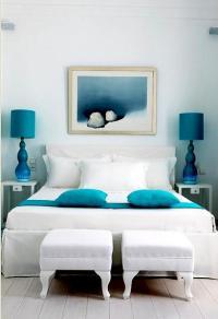 turquoise bedroom accessories 2017 - Grasscloth Wallpaper