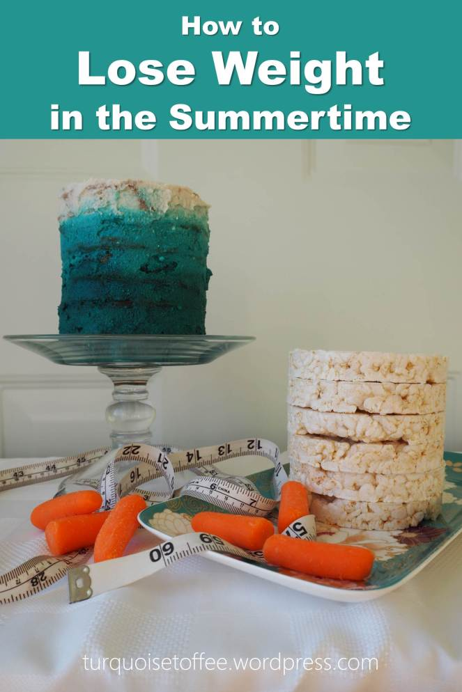how to lose weight in the summertime ndash turquoise toffee