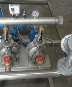 Clear water pumps group