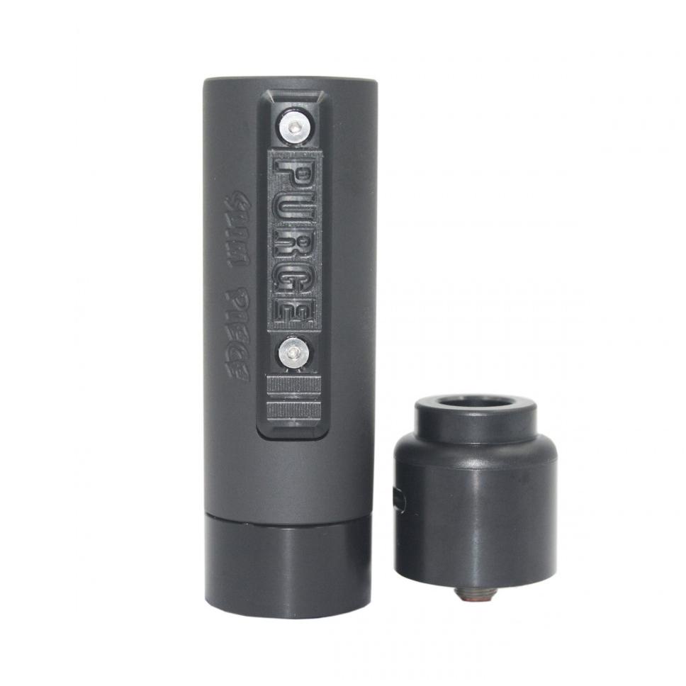 Purge Mods B5 Copper Slam Piece Mech Mod - Sky Vape