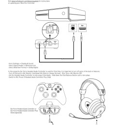 headset audio controller for xbox one controllers without a 3 5mm headset jack  [ 798 x 1135 Pixel ]