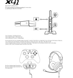 x41 xbox one setup diagram [ 798 x 1004 Pixel ]