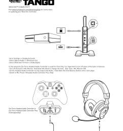 headset audio controller for xbox one controllers without a 3 5mm headset jack  [ 798 x 1023 Pixel ]