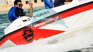 Speed Boat Stingray