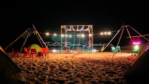 Celebrate at Beach with Family & Friends