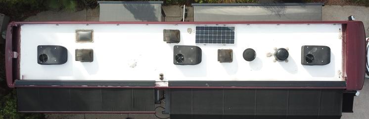 Solar Roof - Pre-install