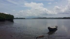...the biggest estuary in Nicaragua...