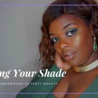 Finding Your Fenty Beauty Foundation Shade