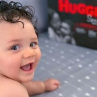 Not your average diaper: Huggies Special Delivery