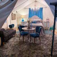 Glamping: Asheville NC Airbnb