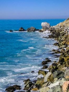 Somewhere near Monterey, CA