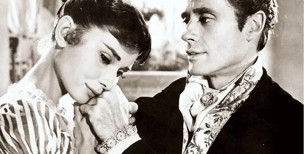 Hollywood actress Audrey Hepburn facts