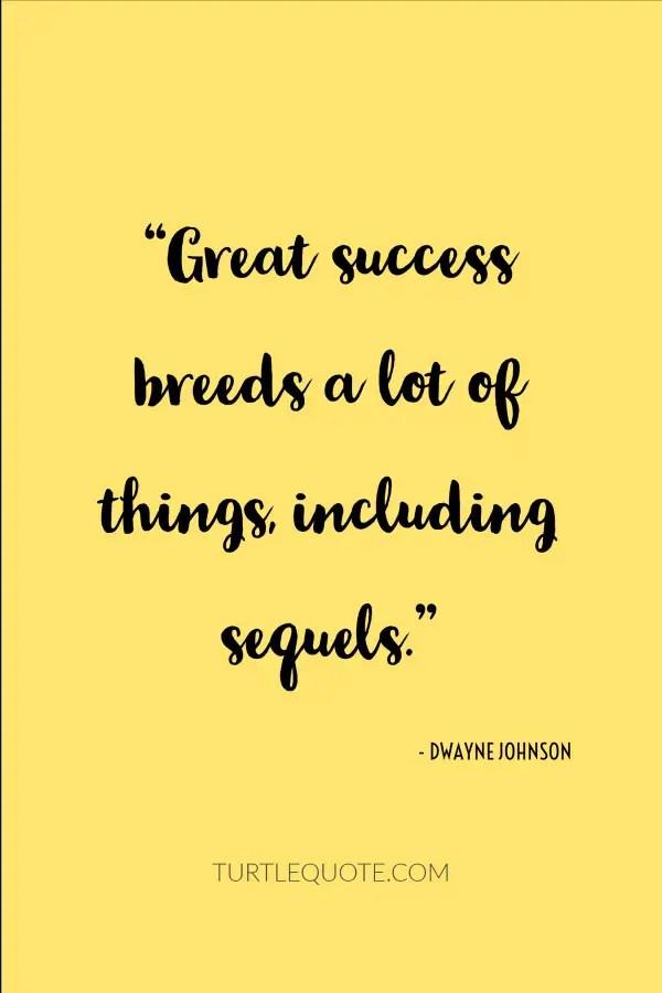 Dwayne The Rock Johnson Quotes