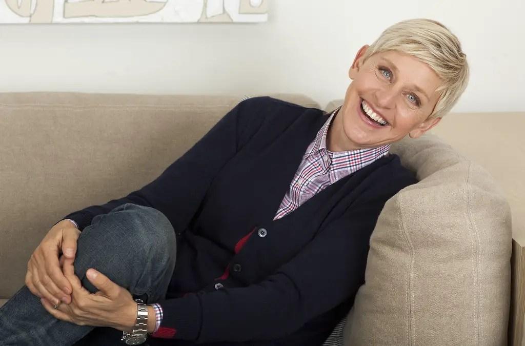 30 Brilliant Ellen DeGeneres Quotes To Spread Kindness