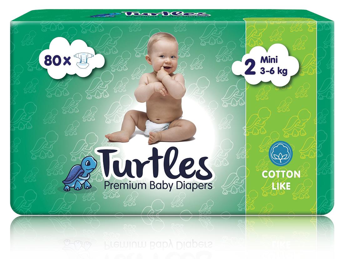 Pelene Turtles MINI 2