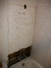 APT 4- BATH TILE INSTALL