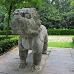 Xiaoling Tomb Carved Animal