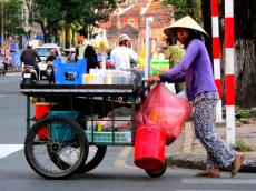 Food Cart, Ho Chi Minh City