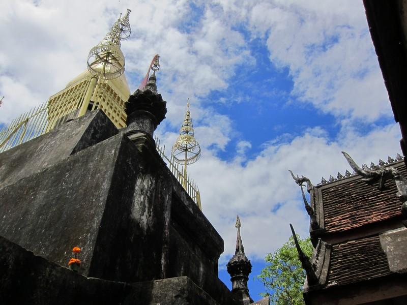 Mount Phousi, Luang Prabang,  Travel Budget Laos