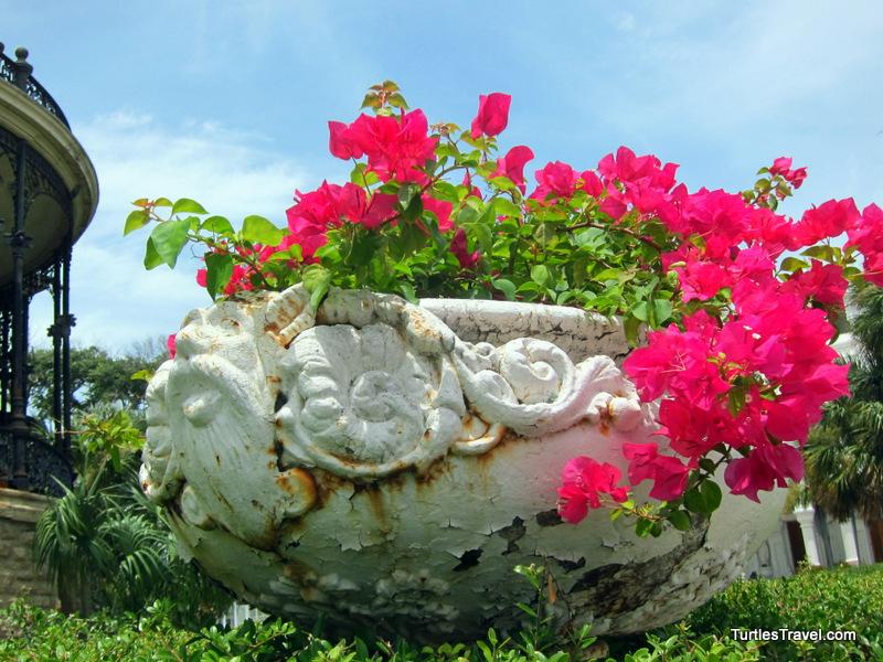 Bishop's Flower Planter