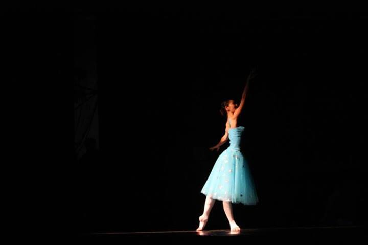 My submission was taken a few weeks ago as I spent the day watching a rehearsal of Cinderella at the hundred year old Saigon Opera House. It was my first ballet ever and it was amazing to see the Vietnamese performers do so well despite having much less training than their counterparts in more developed countries. Here, the fairy godmother takes her place in the limelight…