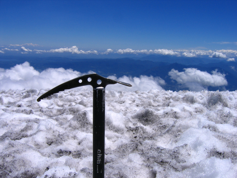 Villarrica Summit, Pucon