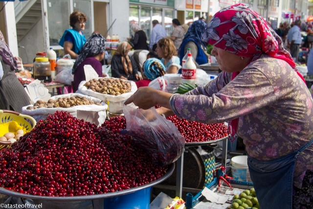 Market day in Sinop