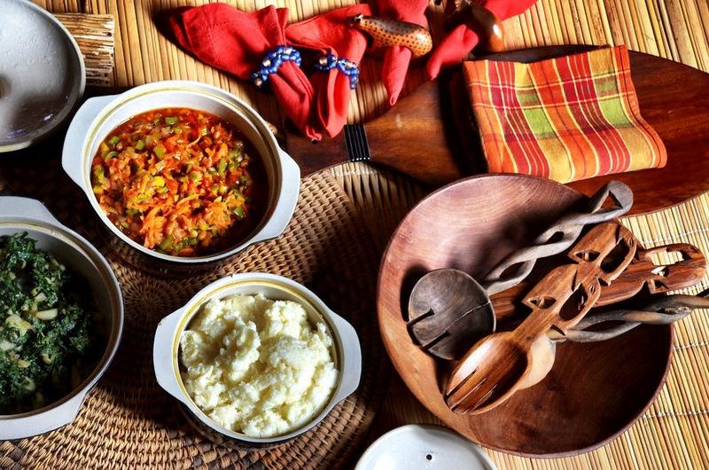 Xhosa meal