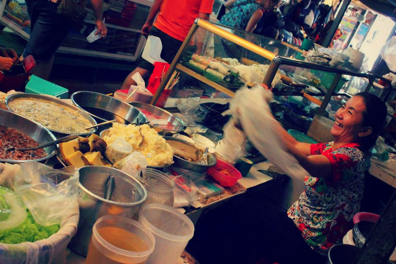 Phnom Penh Food Market 2