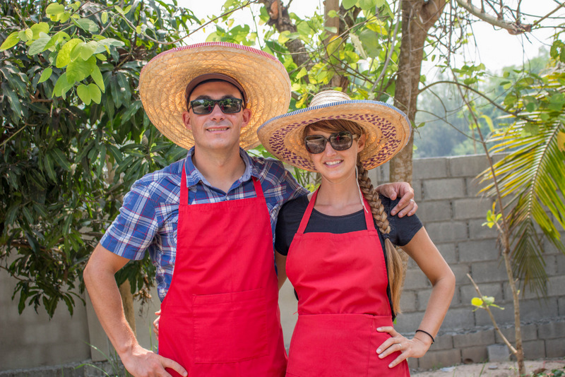 Thai farm Chiang Mai cooking school review