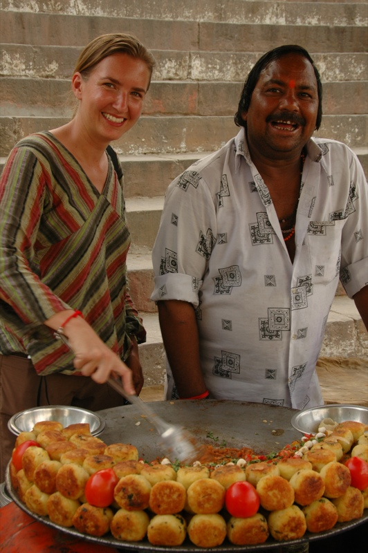 Cooking Lessons, Varanasi Style