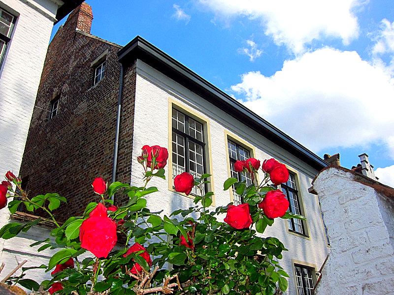 Beguinage Convent, Bruges