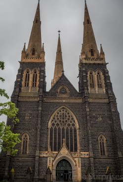 St Patrick's Cathedral